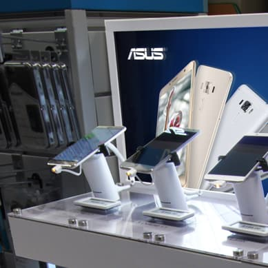 ASUS Store Program - Zenphone Kiosk
