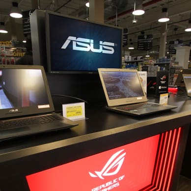 ASUS Store Program - Republic of Gamers